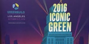 Greenbuild 2016 @ Los Angeles Convention Center | Los Angeles | California | United States