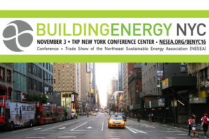 NESEA Building Energy NYC @ TKP Conference Center
